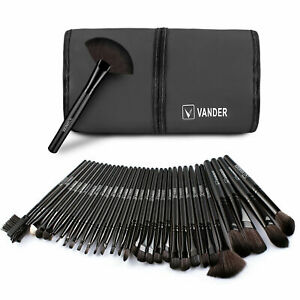 VANDER-32pcs-Professional-Soft-Cosmetic-Eyebrow-Shadow-Makeup-Brushes-Set-Bag