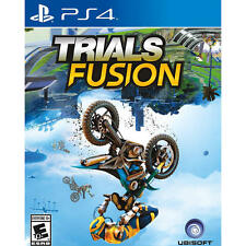 Trials Fusion (Sony PlayStation 4, PS4) - COMPLETE
