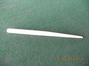 """4 pc,Camel Bone, Hair Pin, White, Size 6 """" (150 mm) long,"""