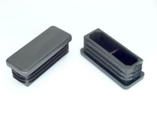 Abschluss Stopfen Quadratrohr 80x20mm 1-2mm