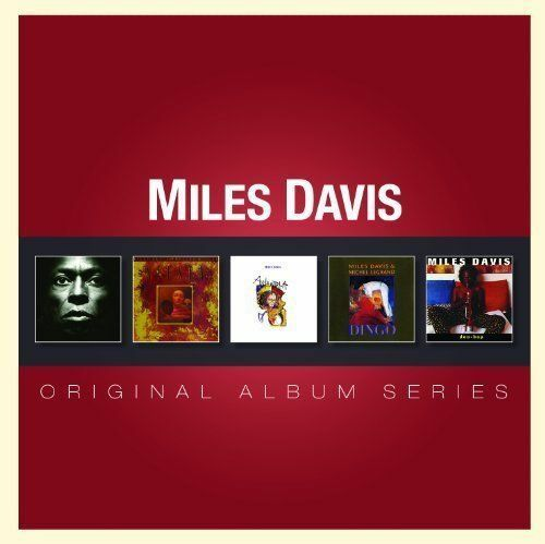 Miles Davis - série originale d'album : Amandla / DINGO (Bande Originale) / doo-