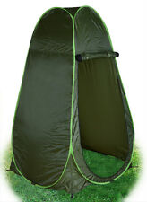 Green Pop Up Changing Room Toilet Shower Fishing Camping Dressing Bathroom Tent