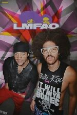 LMFAO - A3 Poster (ca. 42 x 28 cm) - Clippings Fan Sammlung NEU