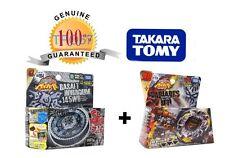 TAKARA TOMY BEYBLADE BB-104 Twisted Tempo BASALT HOROGIUM + BB114 VARIARES D:D