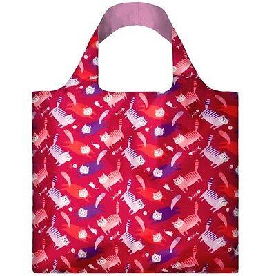 LOQI ARTISTS Shopper Tasche KATZEN - LOQI ARTISTS Shopper Bag CATS
