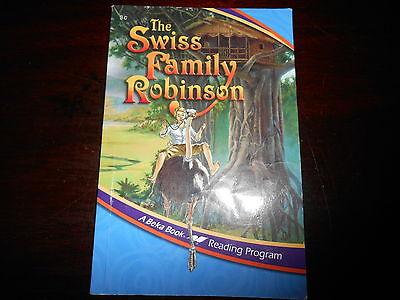 ABeka Book Reading Program homeschooling SWISS FAMILY ROBINSON 3rdgr.