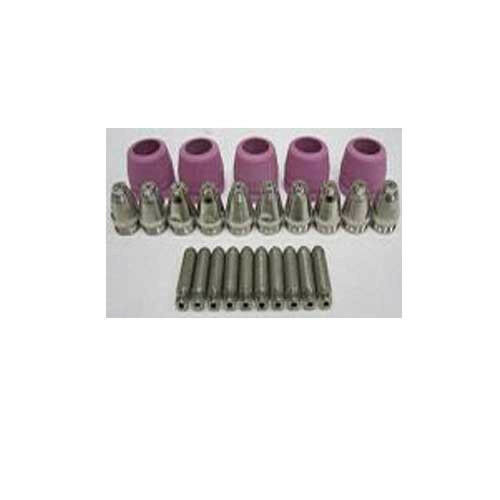 Plasma torch cutter consumables AG60 AG55 60amp Consumable Kit-25 pc