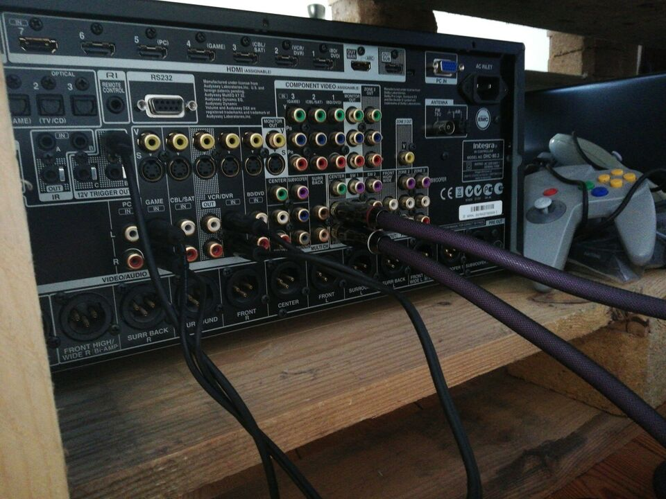 Forforstærker, Andet, DHC 80.3