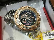 21356 Invicta Reserve Mens 56mm Thunderbolt Swiss Chronograph SS Bracelet Watch
