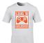 miniature 5 - Level Unlocked Gamer T-Shirt Birthday Boy Personalised Age Level Tee top