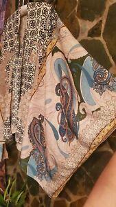 Forever-21-Boho-Style-Kimono-Size-S-M-Gorgeous-Pre-Owned