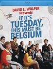 If It's Tuesday This Must Be Belgium - Blu-ray Region 1