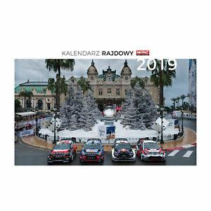 Kalender Rallye 2019 WRC - Markersdorf, Deutschland - Kalender Rallye 2019 WRC - Markersdorf, Deutschland