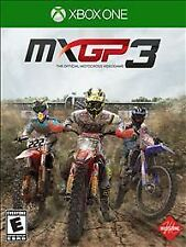 MXGP 3: The Official Motocross Videogame. Xbox One. Brand New/Sealed. Free Ship