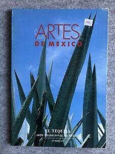 Artes de Mexico : Number 27 : El Tequila Arte Tradicional de Mexico : Eng / Span