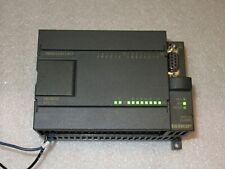 Siemens S7200 Cpu 224 6es7 214 1ad23 0xb0 Es5 Very Nice Used Tested