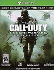 Call of Duty 4: Modern Warfare Remastered (Microsoft Xbox One, 2017)