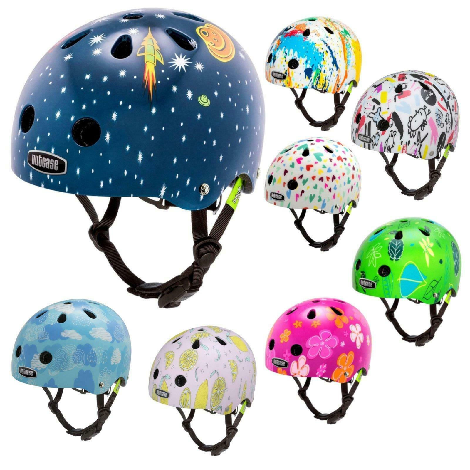 Nutcase Baby Nutty Fahrrad Street Helmet Toddlers Adjustable Impeller XXS 47-50cm