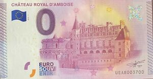 BILLET-CHATEAU-ROYAL-D-039-AMBOISE-FRANCE-2015-1-NUMERO-3700