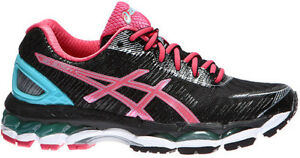 Asics Gel Glorify 2 Womens Running Shoes Cushioned Trainers UK 6 ... 156a99d3c7db