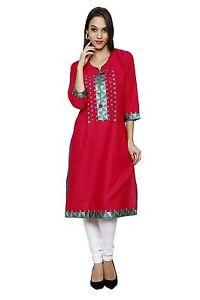 Indian Bollywood Kurta Kurti Designer Women Ethnic Dress New women clothing