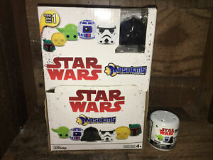 Case 35 Blind Tubes Star Wars Mashems Squeezable Series 1 Disney Party Favor
