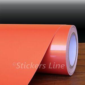 Pellicola-ARANCIO-PERLATO-100-x-75-adesivo-arancio-perla-perlescente-wrapping