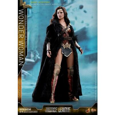 Hot Toys Justice League 1/6th scale Wonder Woman (Deluxe Version) Figure MMS451