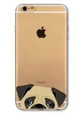 iPhone 7 Pug Dog Case Cover