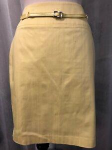 8 da gialla Petite Conradc con cintura donna Gonna p t0F7wZq