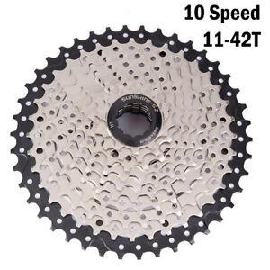 Bicicleta-de-velocidad-Sunshine-10-Cassette-11-36-11-40-11-42T-MTB-se-adapta-Shimano-10S-Nuevo-Lo