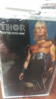 Thor - Keep The Dogs Away Limited Edition Cassette Heavy Metal Viking Rock