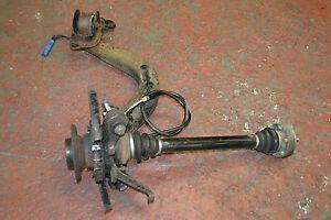 Bmw Z4 E85 2 5si 3 0si Rear Trailing Arm Hub Amp Driveshaft N S Left Side 1094463 Ebay