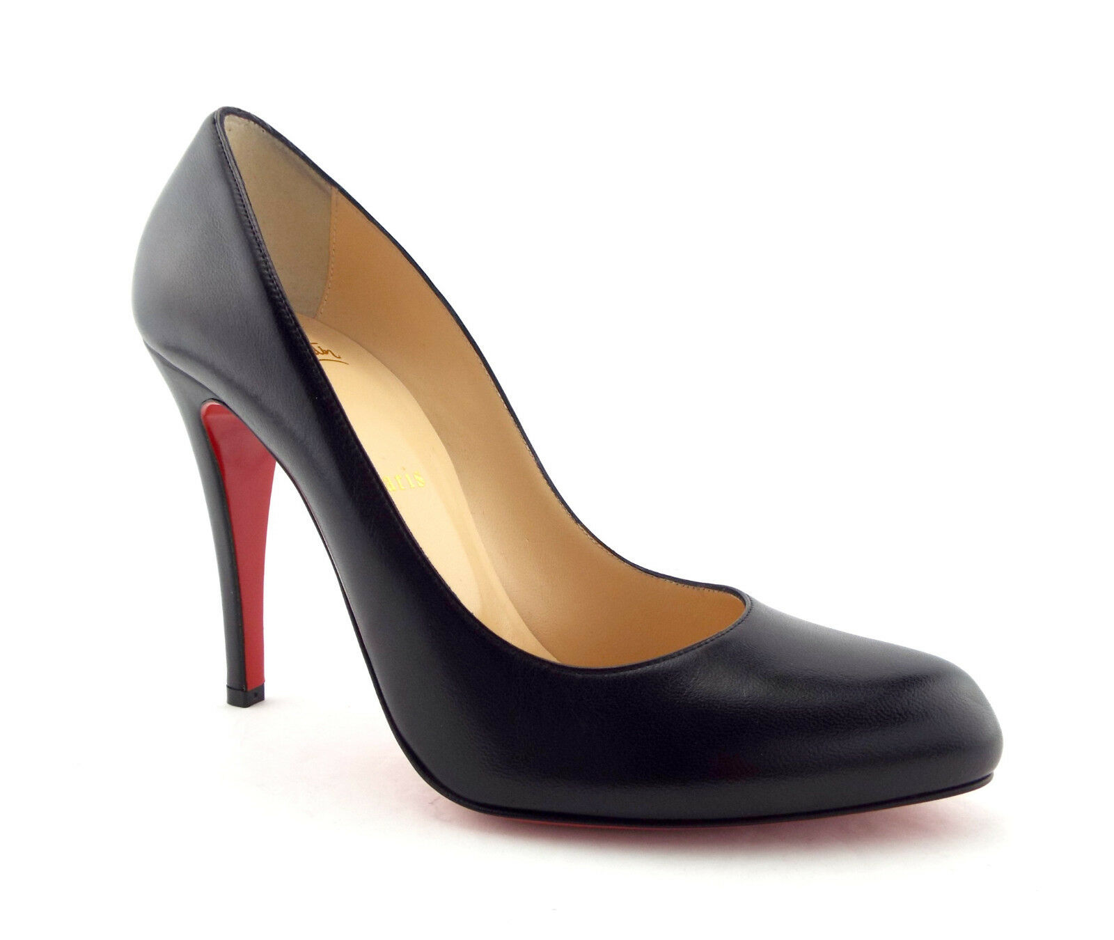 official photos bb817 2be43 New CHRISTIAN LOUBOUTIN Size 8.5 DECOLLETE 868 Heels Pumps ...