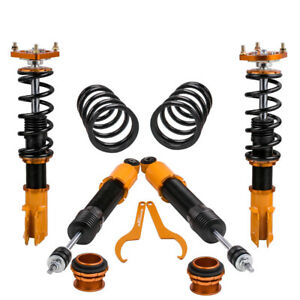MSR-Coilovers-Kits-for-Ford-Mustang-4th-94-04-Adjustable-Height-amp-Mounts-Struts