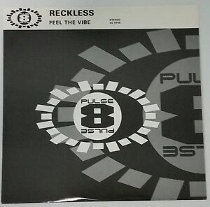 DJ Reckless - I Feel The Vibe
