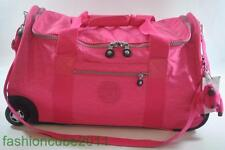 "New With Tag Kipling MADISON 22"" Wheeled Duffle Bag Carry-on LUGGAGE - HYDRANGEA"