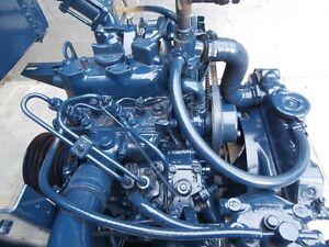 diesel motor kubota z 400 2 zylinder wassergek hlt bhkw hoflader minibagg ebay. Black Bedroom Furniture Sets. Home Design Ideas