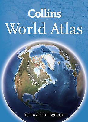 Collins World Atlas, Collectif, Excellent