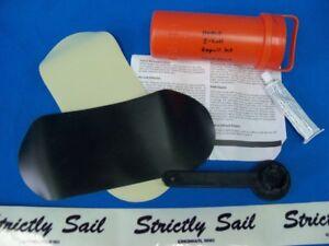 Details about Hobie I-Hull Inflatable Kayak Repair Kit