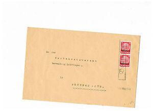 Deutsche zones porto équitable großformatiger lettre en caoutchouc-not-cachet 16.3.41-pel 16.3.41afficher le titre d`origine AMXZtZak-07155757-642449271