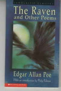 The-Raven-and-Other-Poems-PB-Edgar-Allen-Poe-Philip-Pullman