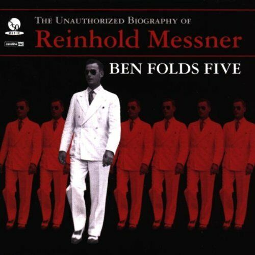 1 of 1 - Ben Folds Five - The Unauthorized Biography Of Reinh... - Ben Folds Five CD 9OVG