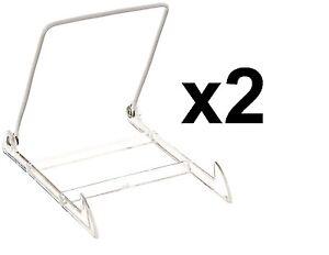"""Tripar Adjustable Easel, 5"""" x 7"""" x 6.5"""", Set of 2 (28-1636)"""
