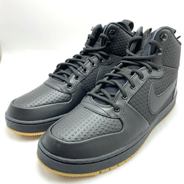 Black Nike Ebernon Mid Winter Life