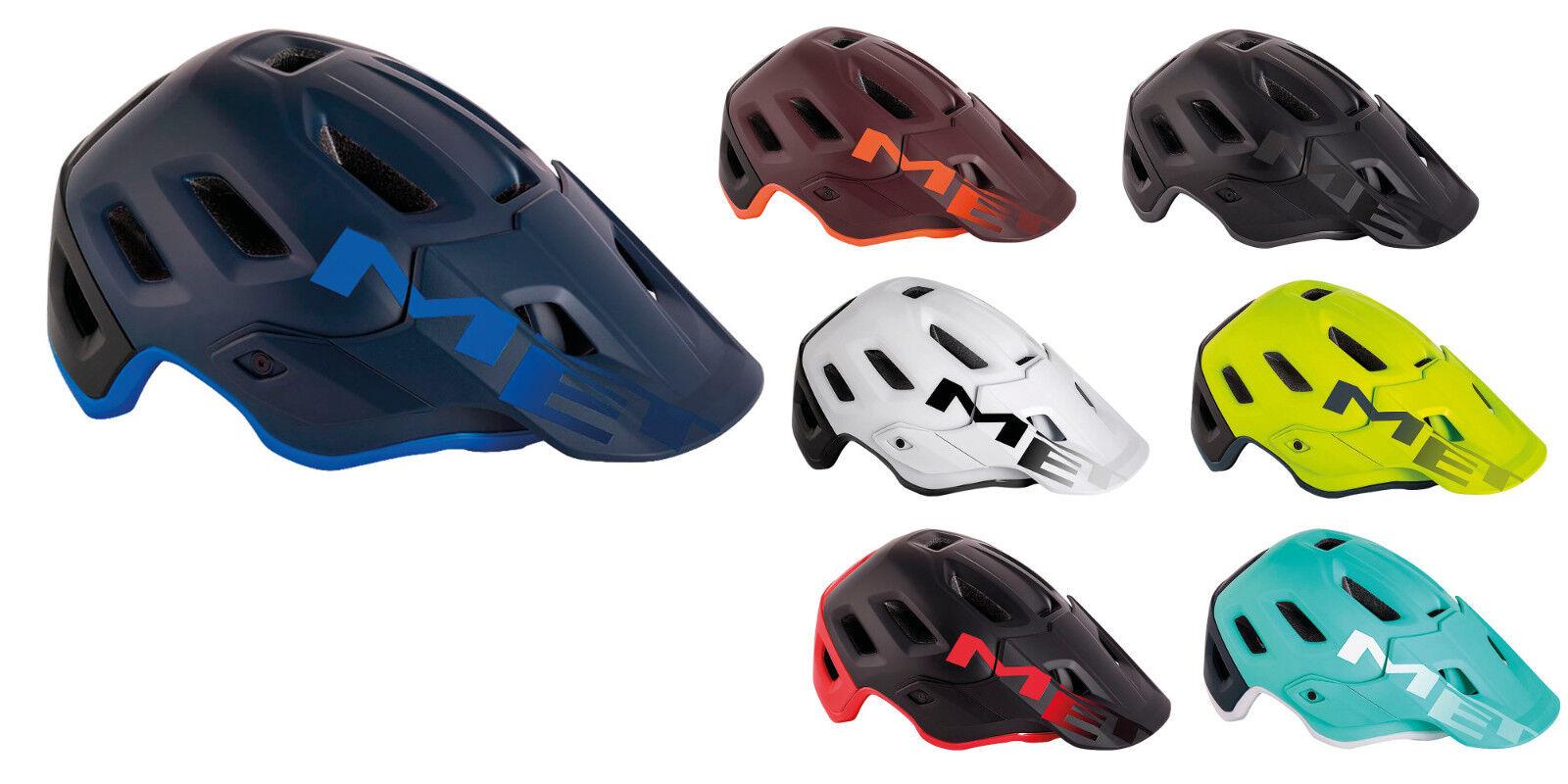 Met Casco Bicicleta Roam Modelo 2018 All-Mountainhelm Enduro Montaña de la Bici