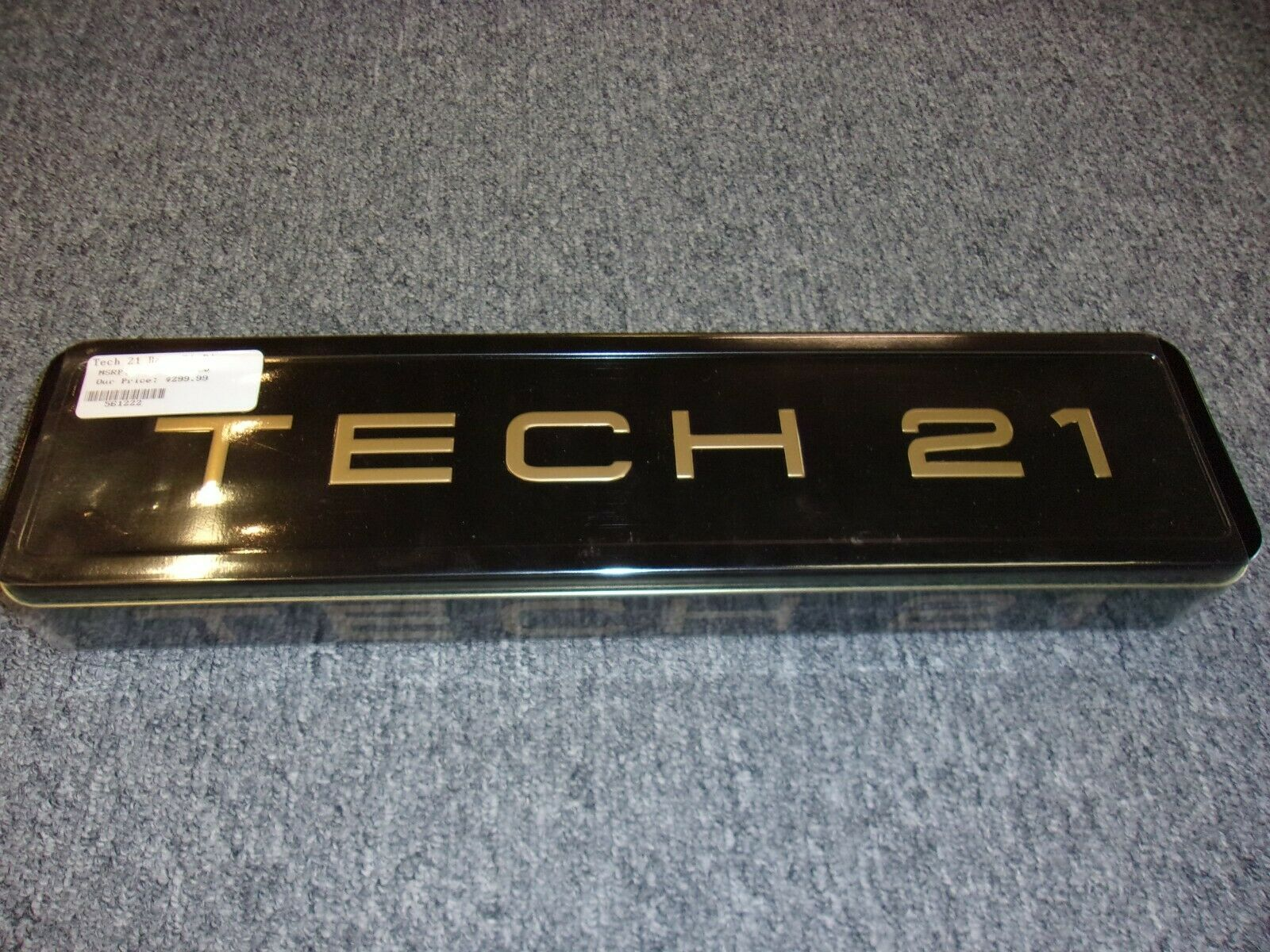 Tech 21 Bass Fly Rig Brand New