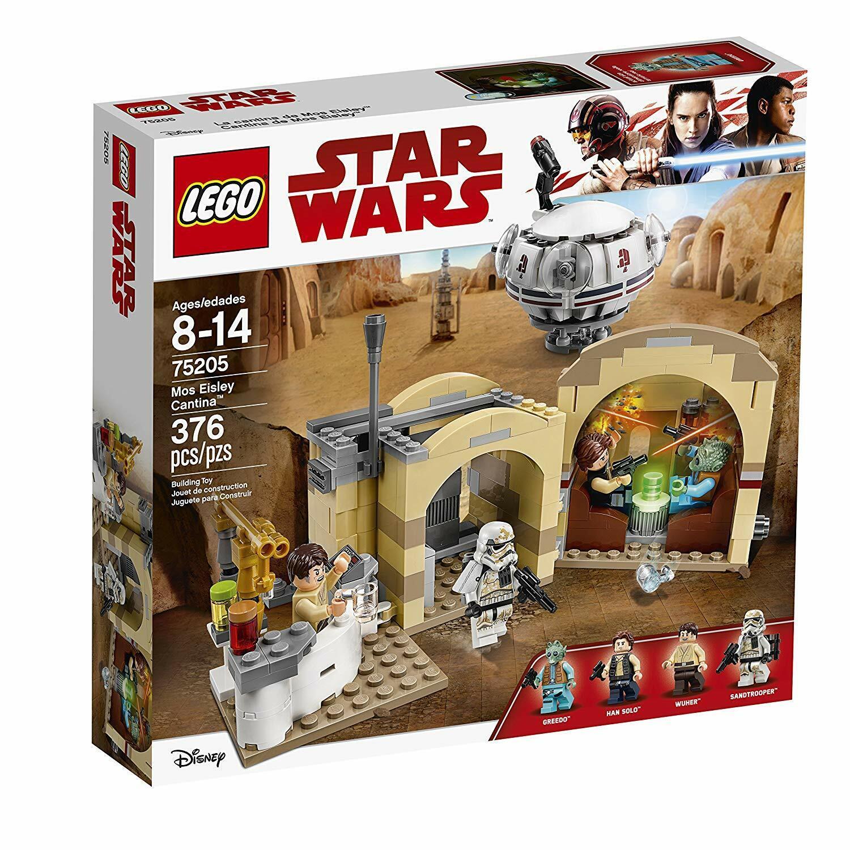 economico e alla moda Lego Estrella Clone Guerras 75205 MOS EISLEY autoTINA autoTINA autoTINA Han Solo Greedo Wuher nuovo  godendo i tuoi acquisti