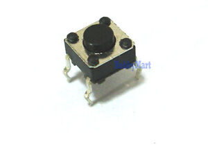 Push Button Switch Tactile Micro Momentary Value Tact Assortment Electronic 100x