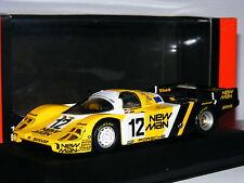 Quartzo Q3053 Porsche 956 New Man 1983 Le Mans #12 1/43